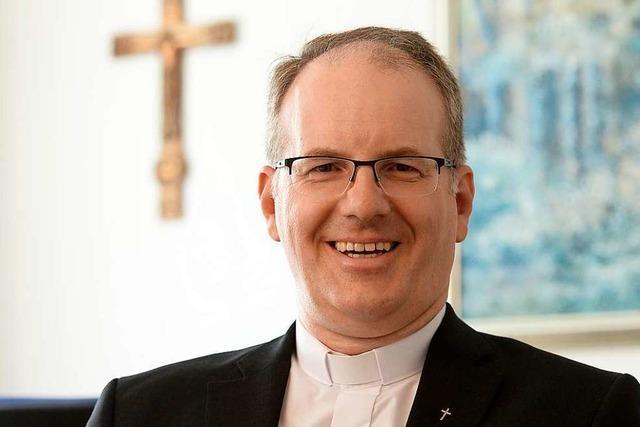 Jurist, Theologe, Seelsorger: Das ist Freiburgs neuer Weihbischof