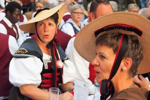 Basel erwartet 150.000 Zuschauer beim Jodelfest