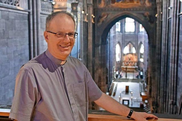 Am Sonntag wird Christian Würtz zum jüngsten Bischof geweiht