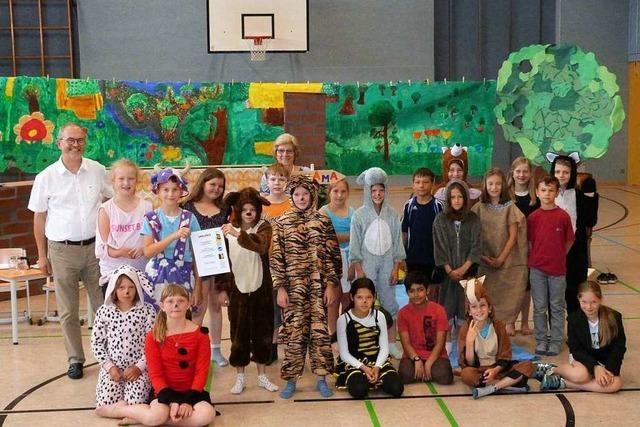 Zwei Hotzenwälder Klassen gewinnen bei Mundartwettbewerb