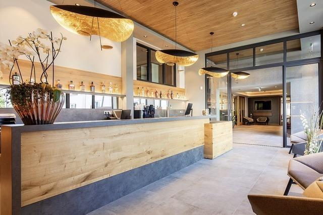 Heuboden eröffnet neues Hotel