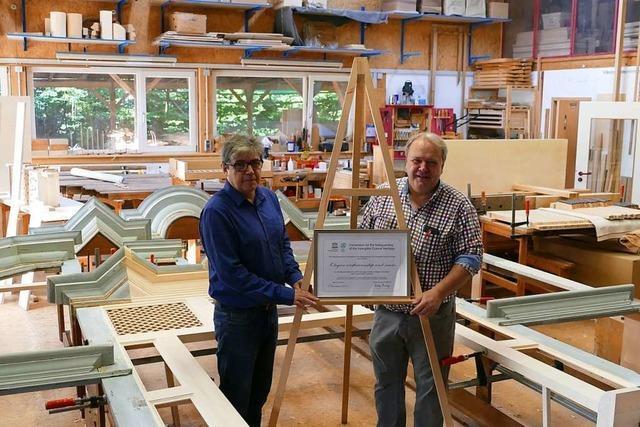 Ein Welterbe mit Pfiff – Weltkulturgut-Urkunde in Waldkirch
