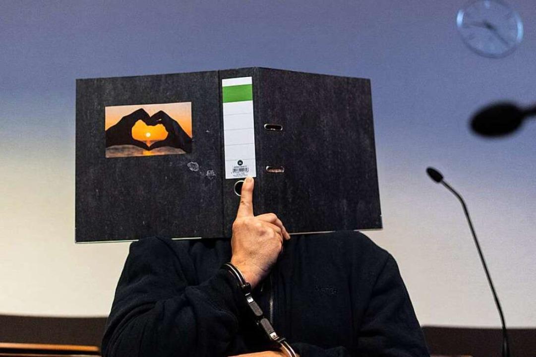 Bernhard H. im Prozess  | Foto: Patrick Seeger (dpa)