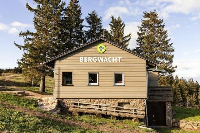 Infos über die Bergwacht Waldkirch auf dem Kandel