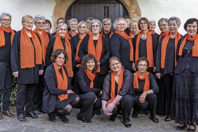 Frauensingkreis in Hügelheim