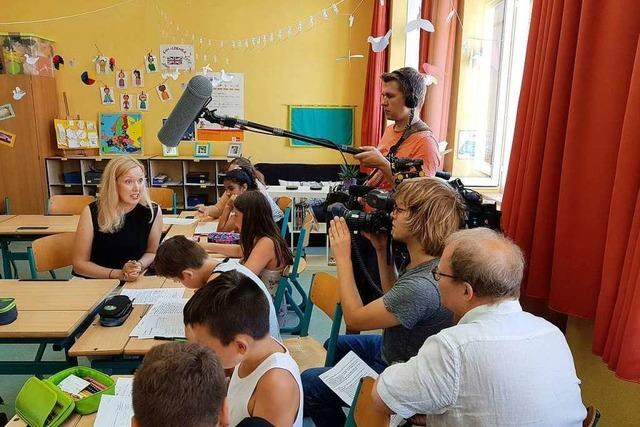 Talschule Wehr am Sonntag in der ARD