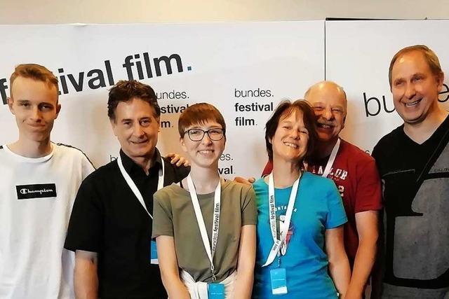 Lahrer Filmclub gewinnt zweiten Preis bei Filmfestival
