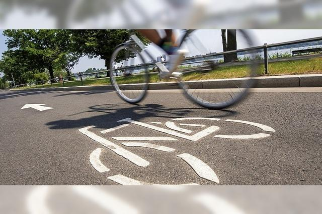 Potenzial und Nutzen spricht für Radschnellweg