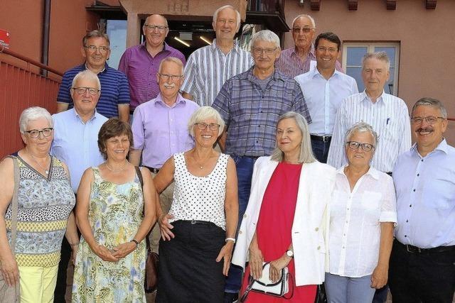 Umfassender Wechsel im Seniorenrat