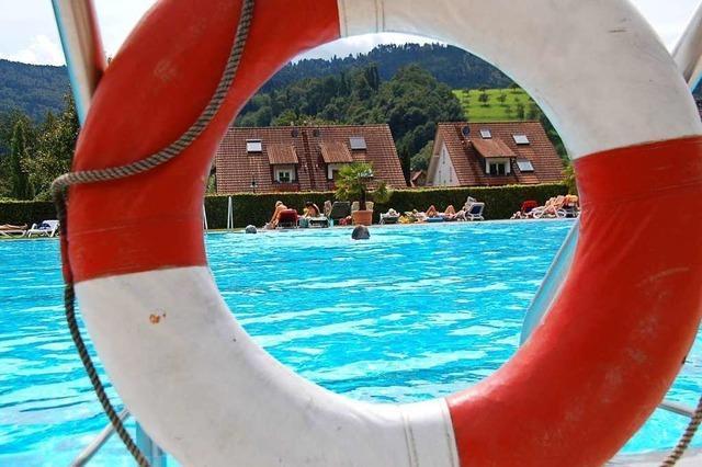 Am Samstag steigt eine Beach-Party im Panoramabad in Glottertal