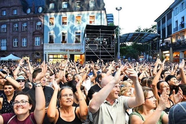 Das Stimmen-Festival soll wieder mehr zur Stadtmarke werden