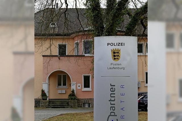 Polizei bleibt mit Frei in der Villa