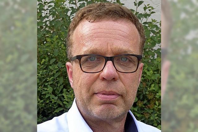Schreiner will Bürgermeister werden