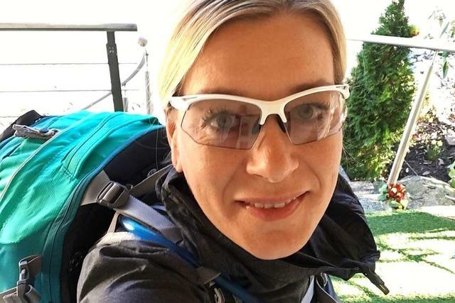 Die Wittlingerin Monika Henle lief in 30 Tagen mehr als eine Million Schritte