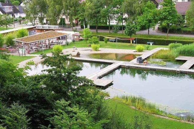 Naturbad Sulz schließt wegen Keimen im Badewasser