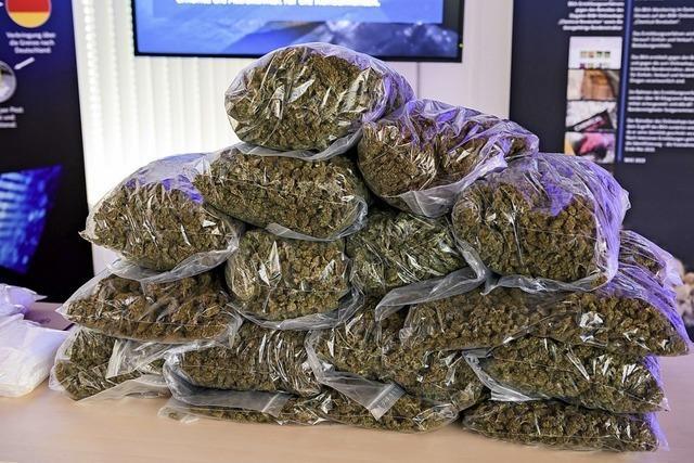 Schlag gegen Drogen-Mafia