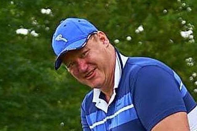 So spielt Rainer Langmeyer trotz Querschnittslähmung Golf