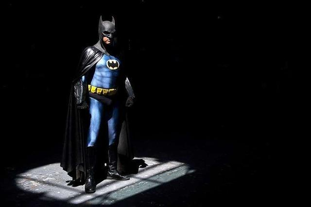 Superhelden in Stuttgart: Die Messe
