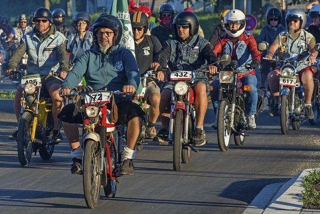 Schwarzwald-Moped-Marathon