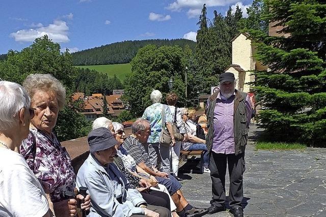 Ausflug zur Pilgerstätte auf dem Giersberg