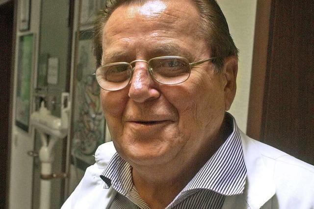 Sie nannten ihn Doc: Zum Tod des Freiburger Sportarztes Armin Klümper