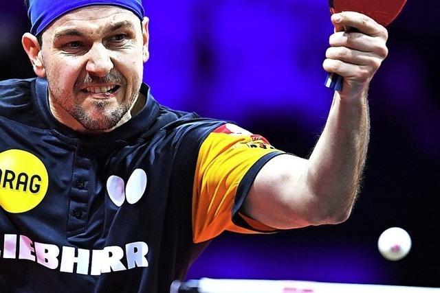 Deutsche Tischtennis-Asse glänzen