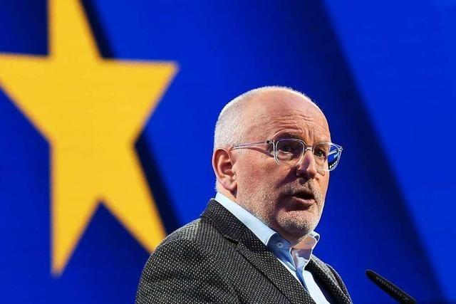 Keine Lösung im Ringen um EU-Spitzenjobs – Gipfel vertagt