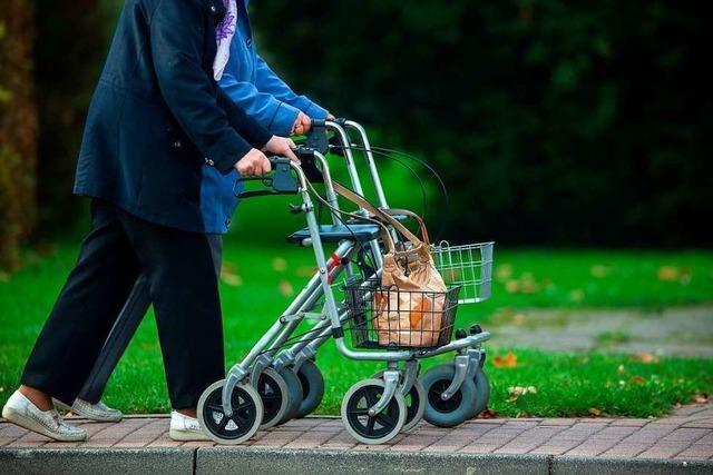 Stadt sammelt Ideen für ein seniorengerechteres Offenburg