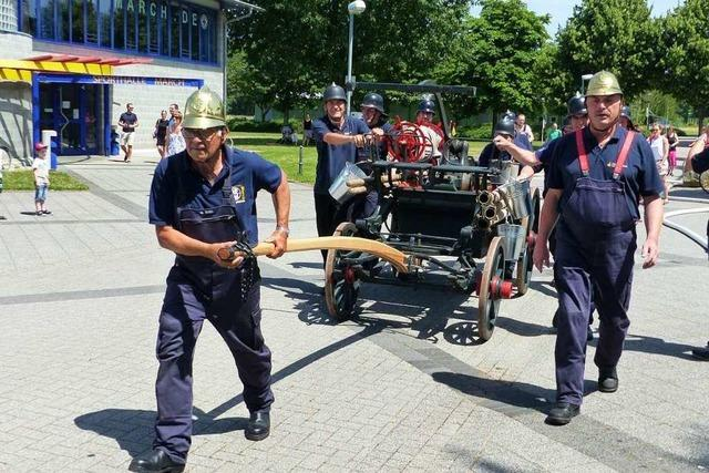 1250 Jahre Buchheim: Gelungenes Ortsjubiläum trotz Hitze