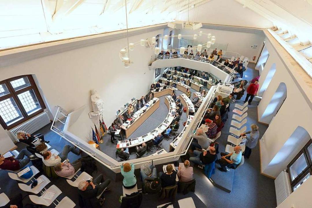 Die Freien Wähler werden im neuen Gemeinderat eine Fraktion bilden.  | Foto: Ingo Schneider