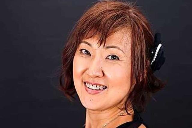 Etsuko Kimura, eine Meisterin aus Toronto in Waldkirch