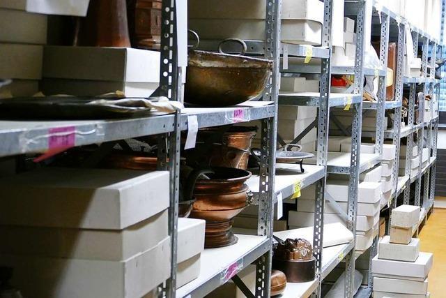 Museumsverein spendet fast sein ganzes Vermögen für das neue Depot in Lörrach