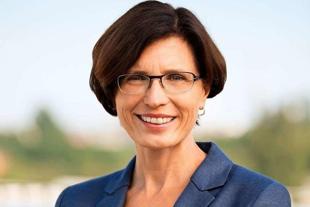 Christine Buchheit kandidiert für das Oberbürgermeisteramt von Lahr