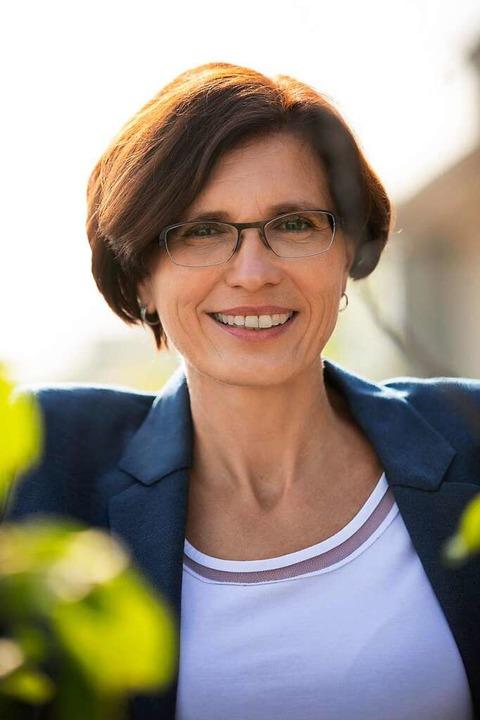 Christine  Buchheit ist damit die vierte Bewerberin für das OB-Amt.  | Foto: MICHAEL FARKAS