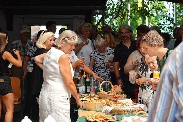 Wehrer Chöre feiern gemeinsam
