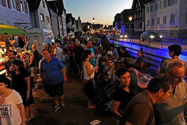 Frie-Night in Friesenheim lockt viele Besucher an
