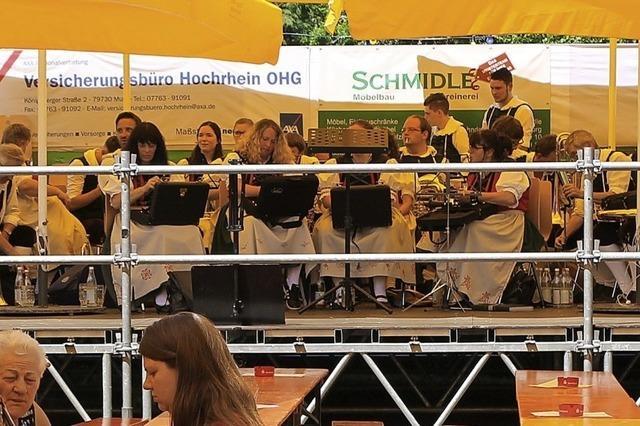 Viel Musik in Oberhof