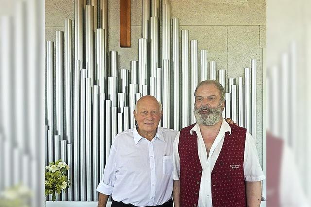 Ökumenischer Gedanke ermöglicht Orgel in Gresgen