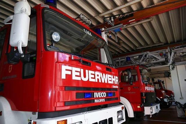 Münchner Büro darf neues zentrales Feuerwehrgerätehaus in Rheinfelden planen