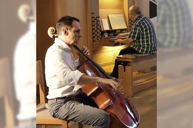 Orgelnacht mit französischem Charme