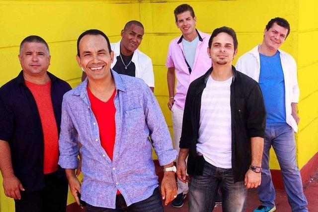 Vocal Sampling aus Kuba: Lebensfreude in der Sommerhitze