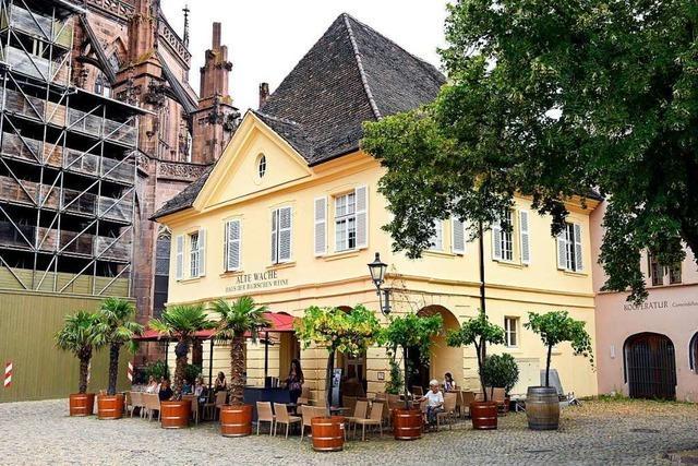 Die Alte Wache in Freiburg verzeichnet Umsatzrekord für 2018