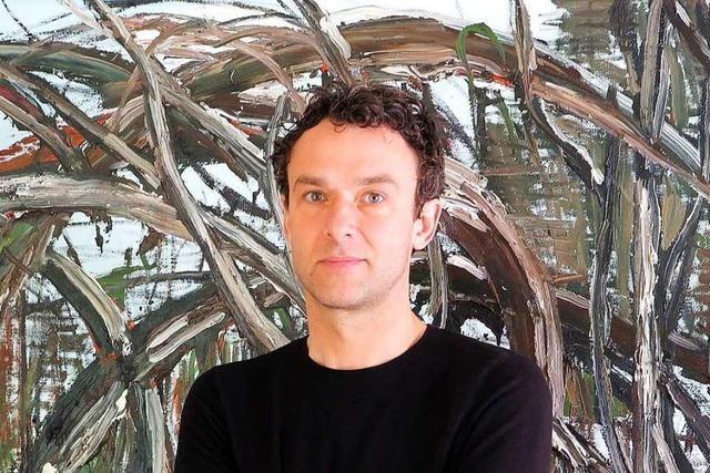 Florian Mehnert will Denkprozesse auslösen