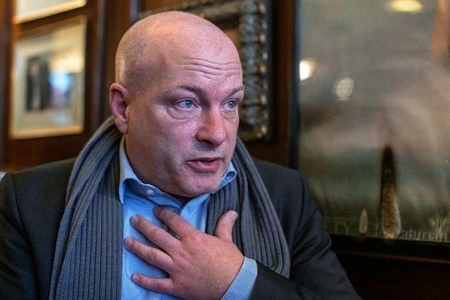 Regensburgs suspendierter Bürgermeister Wolberg: Der Fall seines Lebens
