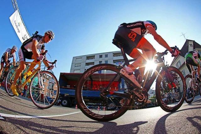 Am Samstag findet in Rheinfelden das Radkriterium statt