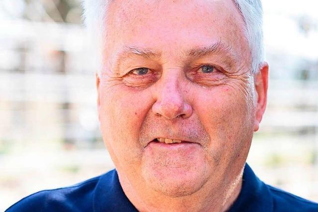 Eugen Engler ist für die CDU neu im Gundelfinger Gemeinderat