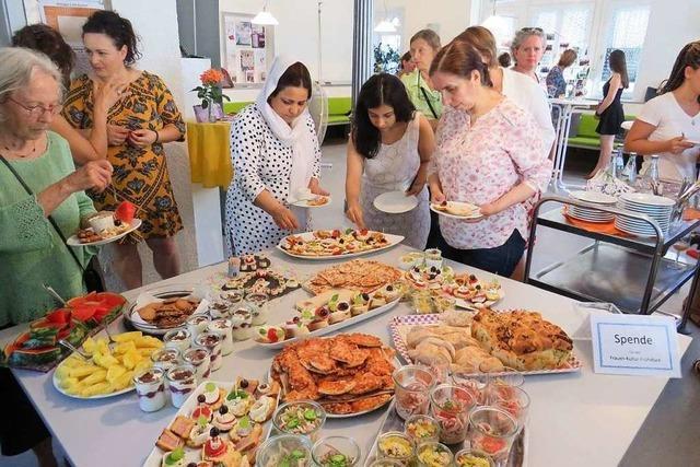 Frauen-Kultur-Frühstück beweist, wie Austausch unterschiedlicher Kulturen gelingen kann