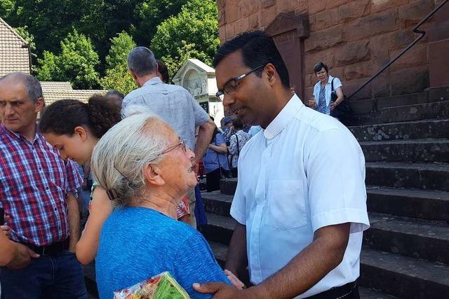 Zurück nach Indien: Beliebter Priester verlässt Schuttertal