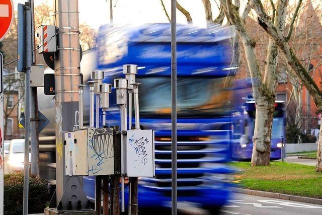 Freiburg bekommt erstmal kein Dieselfahrverbot