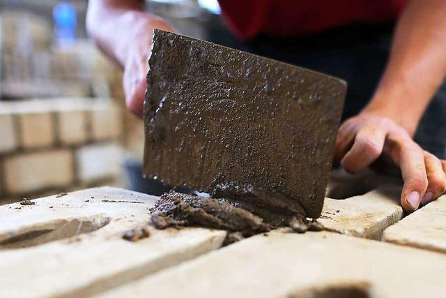 Ungewöhnliche Beute: Zehn Eimer Spachtelmasse geklaut